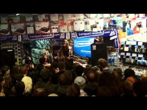 Laura Jane Grace - Sink, Florida, Sink - at Banquet Records - March 2014 mp3