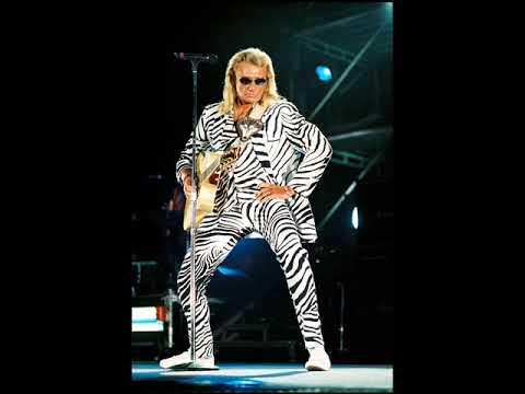 Johnny HALLYDAY Live 1996 (Arras)
