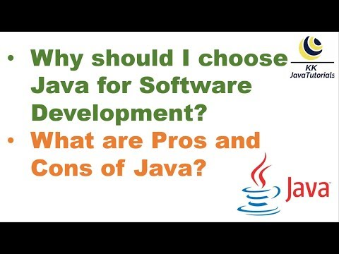Why should I choose Java for Software Development?|| What are Pros and Cons of Java? thumbnail