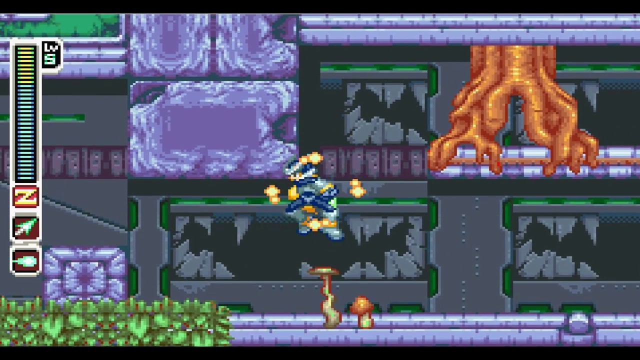 Mega Man Zero 3 : Mod Code Technics Omega Zero by Zero TBS