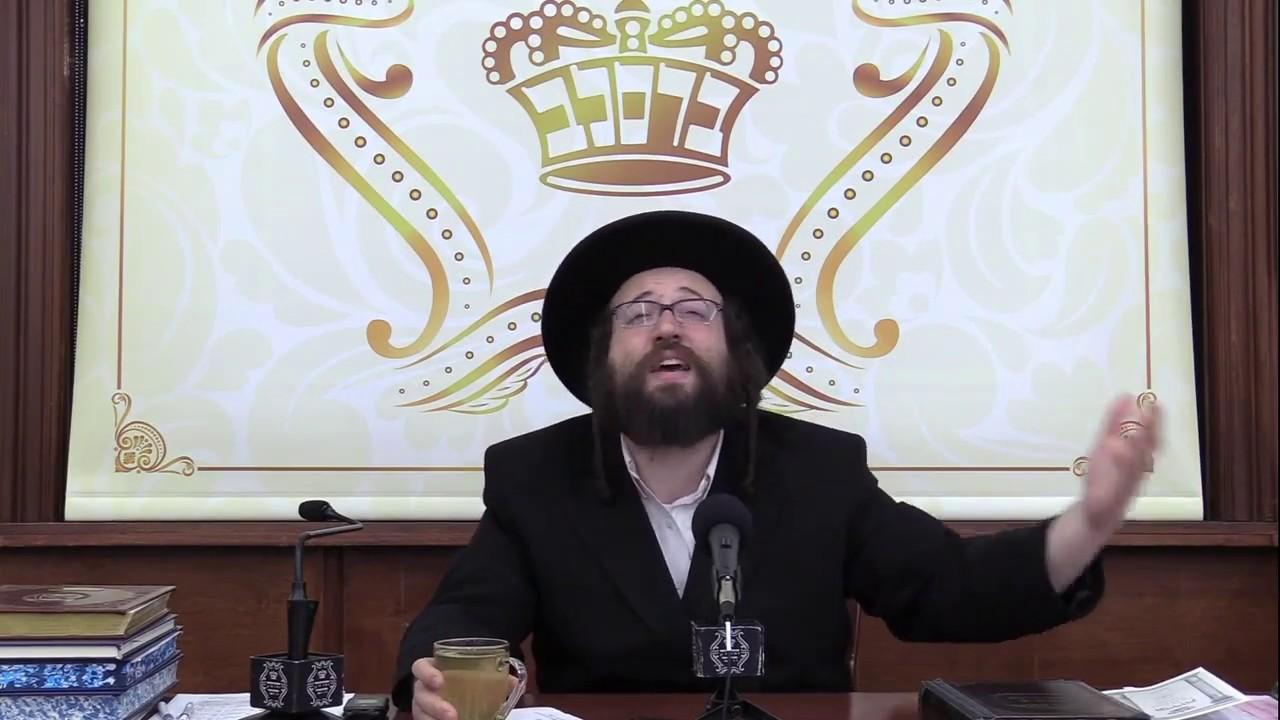 ר' יואל ראטה - היט שבת - ה' בחקותי תשע''ט - R' Yoel Roth