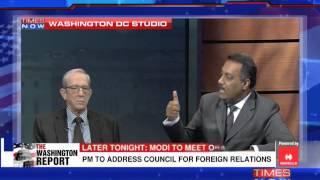 The Newshour Debate from Washington, D.C : Trade before ties? - Full Debate (29th Sept 2014)