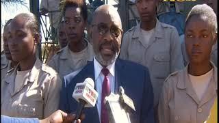 Gadel Janl Ye 22 Février 2019/  Quinze soldats professionnels haïtiens sont revenus au pays