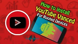 Gambar cover How to install YouTube Vanced for Rooted devices [AdBlock + Background play]