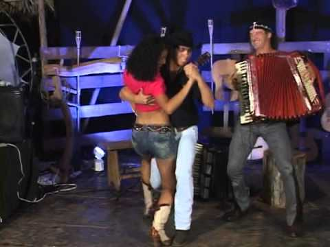 Dançando chamamé - Tostão Mineiro