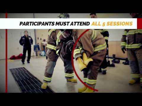 Six Nations Fire - 2018 Ontario Region First Nation Firefighter Training Program