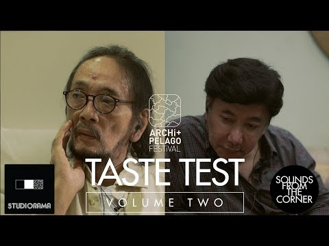 Sounds From The Corner: Taste Test Guruh Sukarno Putra & Yockie Suryo Prayogo