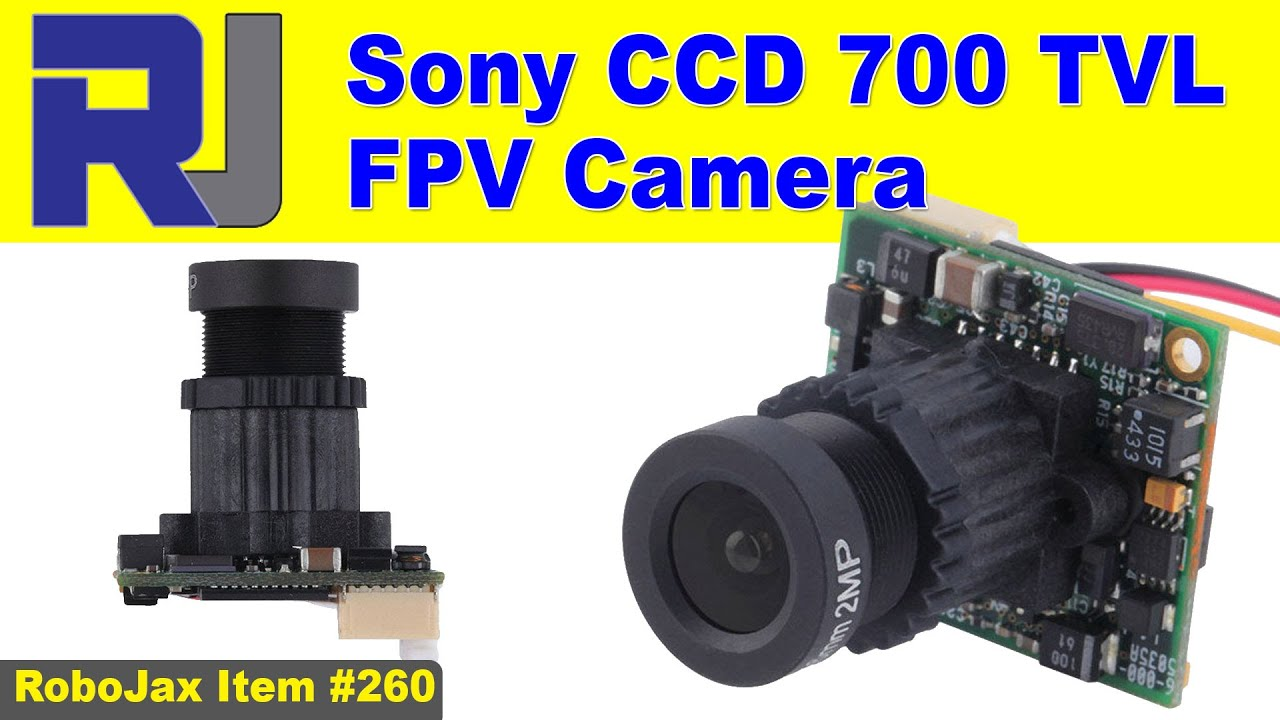 Sony 700tvl Fpv Wiring Diagram Fuse Box Ccd Camera Youtube Rh Com Elevator Controller Schematic