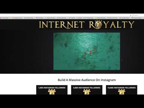 Watch Before Joining-Internet Royalty