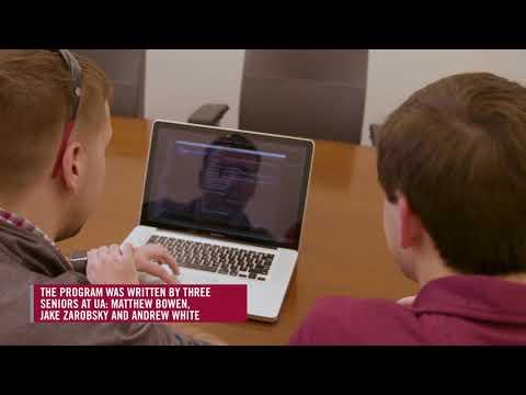 The University Of Alabama: Tree Topper (2017)