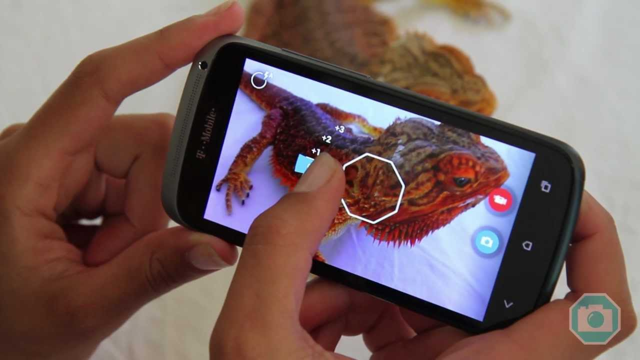 Snap Camera for Android - A Whole New Camera Experience.