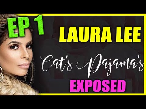 LAURA LEE CATS PAJAMAS EYE SHADOW PALETTE: EPISODE 1