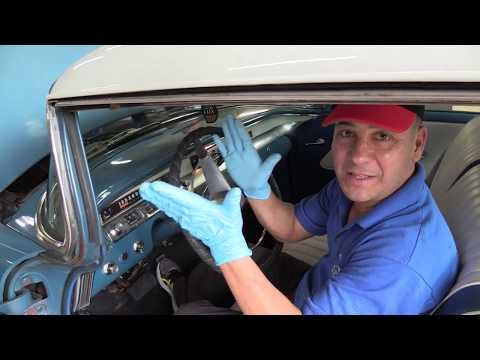 REPARACION A BUICK 56 EN INIFINITY AUTO ELECTRIC  COMO SE HACE TV AUTO SHOW
