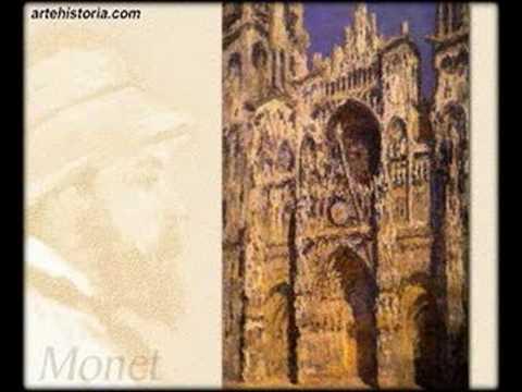 La catedral de Rouen, Claude Monet