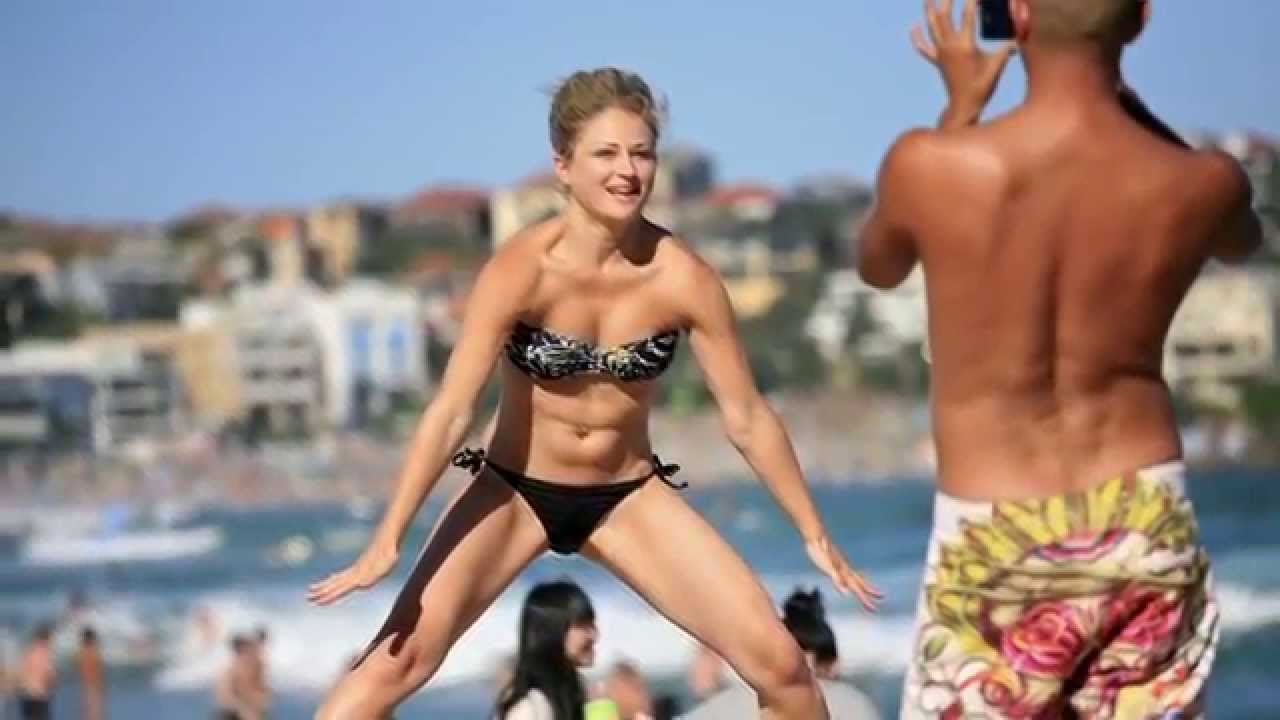 australian beach girls nude