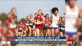 Olivia's Heart Organization saves a girl's life