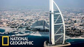 Суперсооружения: Дворец мечты в Дубае (Бурж Аль Араб)