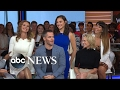 The cast of 'Wonder Woman' takes over 'GMA'