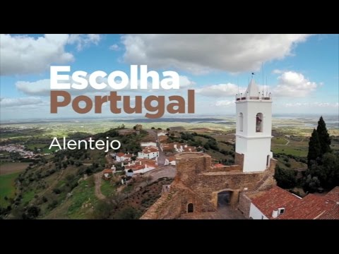 Escolha Portugal - Alentejo / Choose Portugal - Alentejo (SIC)