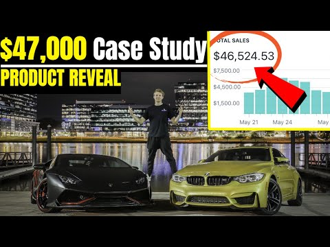 How This Ecom Product Made Me $47,000 In 60 Days (REVEALED)