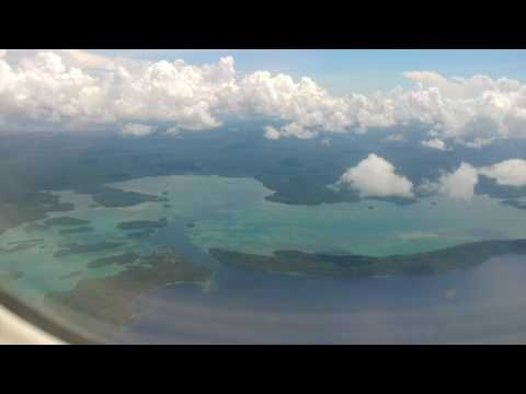 21 Fly with me to Honiara from Munda, Solomon Islands