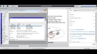 mikrotik training online 2 ilmujaringan Bridge