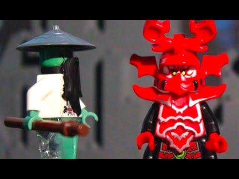 LEGO NINJAGO Realm Wars! Episode 1 - Second Sensei