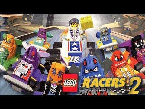 (Walkthrough) Lego Racers 2