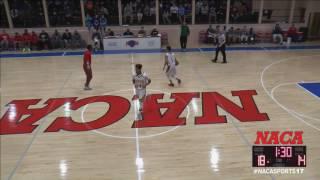 2017 NACA Basketball - Cornerstone Christian (FL) vs Shenandoah Valley (VA)