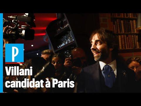 """cédric-villani-:-""""j'annonce-ma-candidature-à-la-mairie-de-paris"""""""