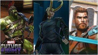 Thor: Ragnarok Uniform Ranking - Marvel Future Fight