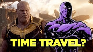 AVENGERS 4 Theory - Who Is Kronos? (TIME TRAVEL THEORY)
