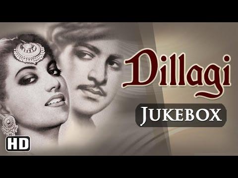 All Songs Of Dillagi (1949) (HD) - Shyam - Suraiya - Naushad Hits - Old Hindi Songs