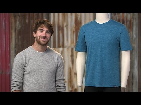 Patagonia Men's Merino Daily T-Shirt
