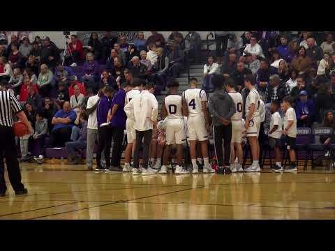Boys Basketball vs. Treynor High School