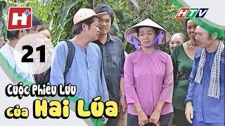 Cuộc Phiêu Lưu Của Hai Lúa - Tập 21 | Phim Tình Cảm Việt Nam Hay Nhất 2018