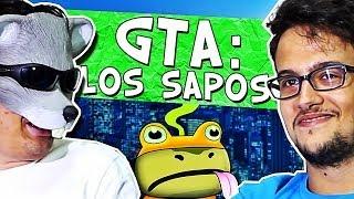 GTA: LOS SAPOS com Rato Borrachudo - JOGANDO COM DAMIANI thumbnail