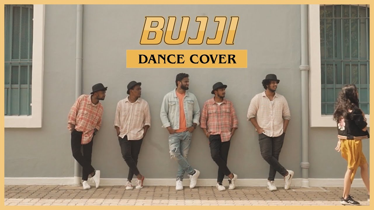 Bujji Song - Jagame thandiram | Dance Cover | Dhanush | Anirudh | Jaffer | Ramkumar