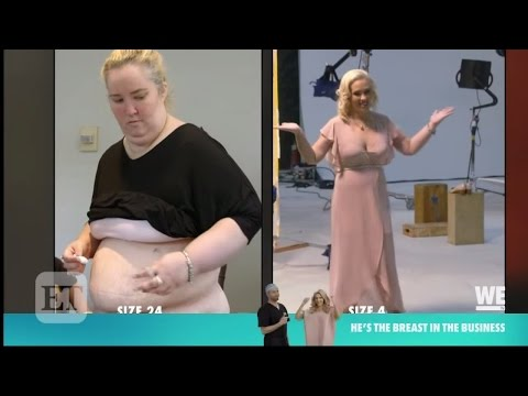 Mama June's Size 4 Transformation Revealed!