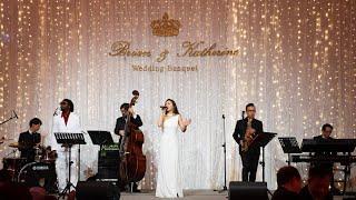 爵士風婚禮音樂/文華東方酒店 歡樂氛圍婚禮音樂 Celine & Michael