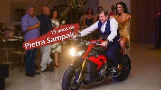 15 ANOS DE PIETRA SAMPAIO - TRAILER