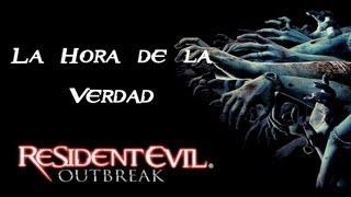 RESIDENT EVIL OUTBREAK - La Hora de la Verdad [Gameplay en Español] Parte 1