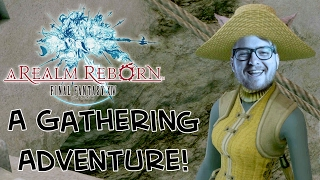 FFXIV: Gathering For The Amateur's Awl! (Gathering & Crafting Guide) #ad