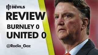 Still Early Days! | Burnley 0 Manchester United 0 | REVIEW