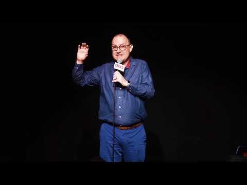 Jeremy Nicholas - BBC Radio Leicester story from Edinburgh show 2018