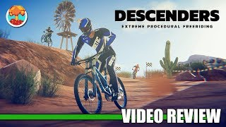 Review: Descenders (Xbox One & Steam) - Defunct Games