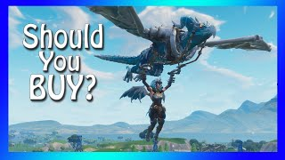 NEW!!! | Is It Worth It?? | Valkyrie Skin and Frostwing Glider | Fortnite BattleRoyale