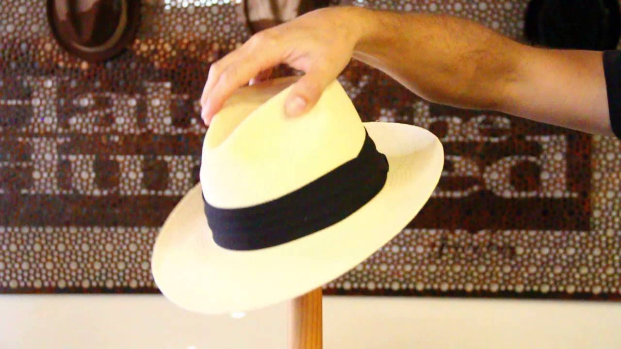 af67c87a0b8744 RM Williams Panama Hat Review - Hats By The Hundred - YouTube