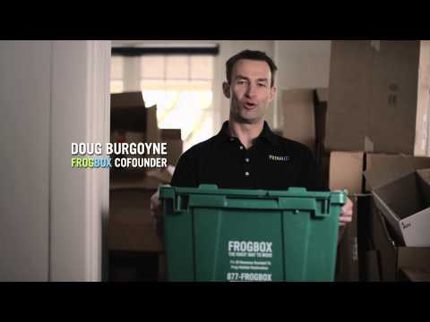 FROGBOX Moving Boxes Mp3