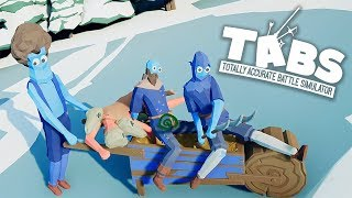 КУЧА ВСЕГО НОВОГО ► Totally Accurate Battle Simulator #15